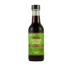 Coconut Syrup 250ml by Niulife