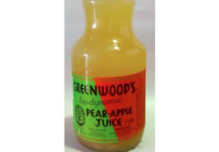 Greenwoods Biodynamic Apple & Pear Juice