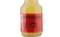 Greenwoods Biodynamic Apple Juice