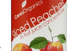 Ceres Peaches Sliced 425gm