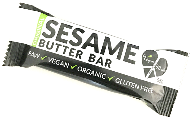 Bars - Sesame Butter Halva Bars 55g