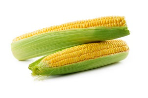 Sweetcorn - 2 cobs