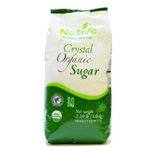 Sugar - Native Crystal 1kg