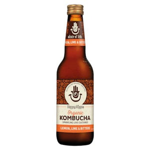 Kombucha - Lemon, Lime and Bitters 330ml