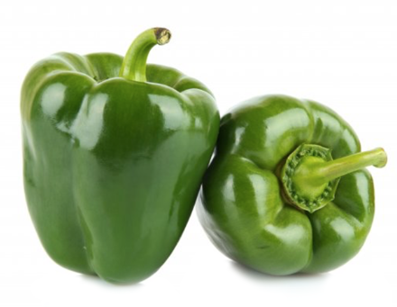 Capsicum - Green 250g approximately