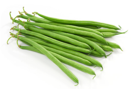 Beans - Round Green Beans On Special!