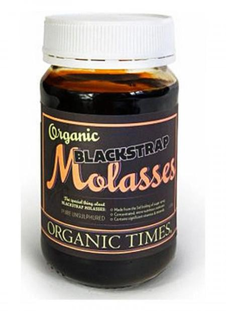 Molasses - Organic Times Blackstrap