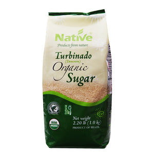 Sugar - Native Turbinado Raw 1kg
