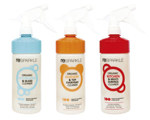 Resparkle Cleaning Products