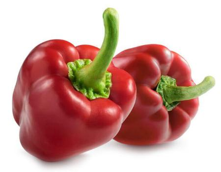 Capsicum - Red 250g approximately