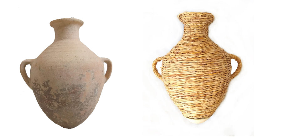 POTTERY REPRODUCTION