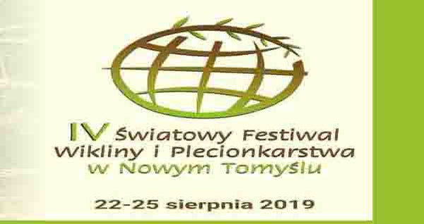 Fourth World Wicker and Basketry Festival Nowy Tomsyl, Poland