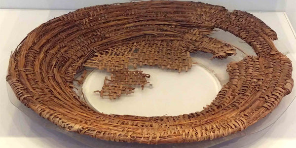 THE DEVELOPMENT OF BASKETRY IN THE LAND OF ISRAEL
