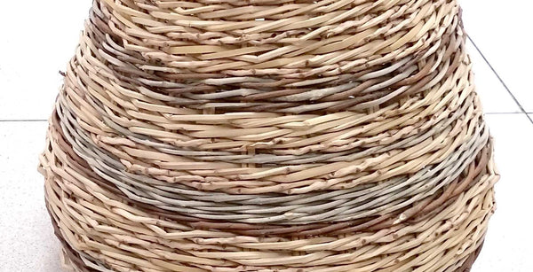 NATURAL MATERIALS FOR BASKET WEAVING