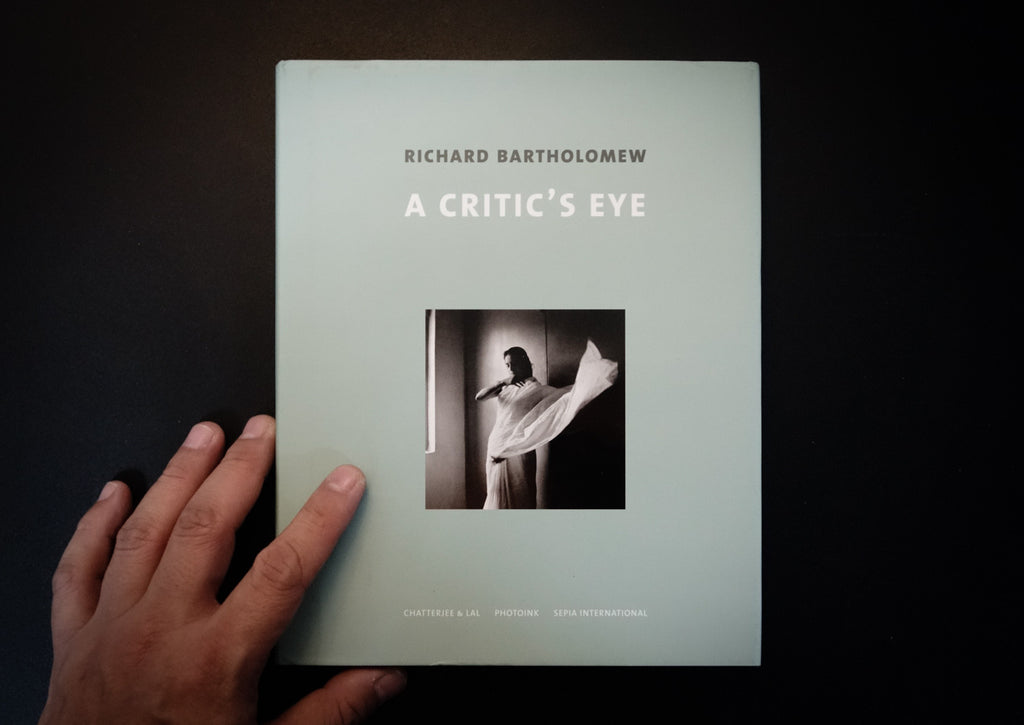 A CRITIC'S EYE, Richard Bartholomew