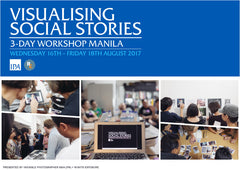 Visualising Social Stories Workshop, Manila