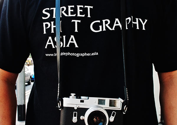 IPA Street Ph t graphy Asia T-shirt