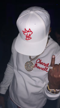Cash is king Logo Snap Back
