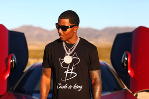 Cash is King  Logo T-Shirt