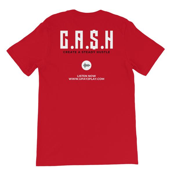 C.A.S.H. T-Shirt - Red