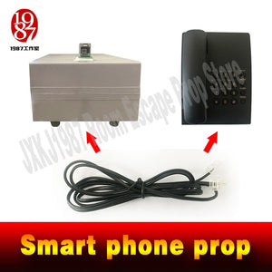 Smart Phone Escape Room Prop