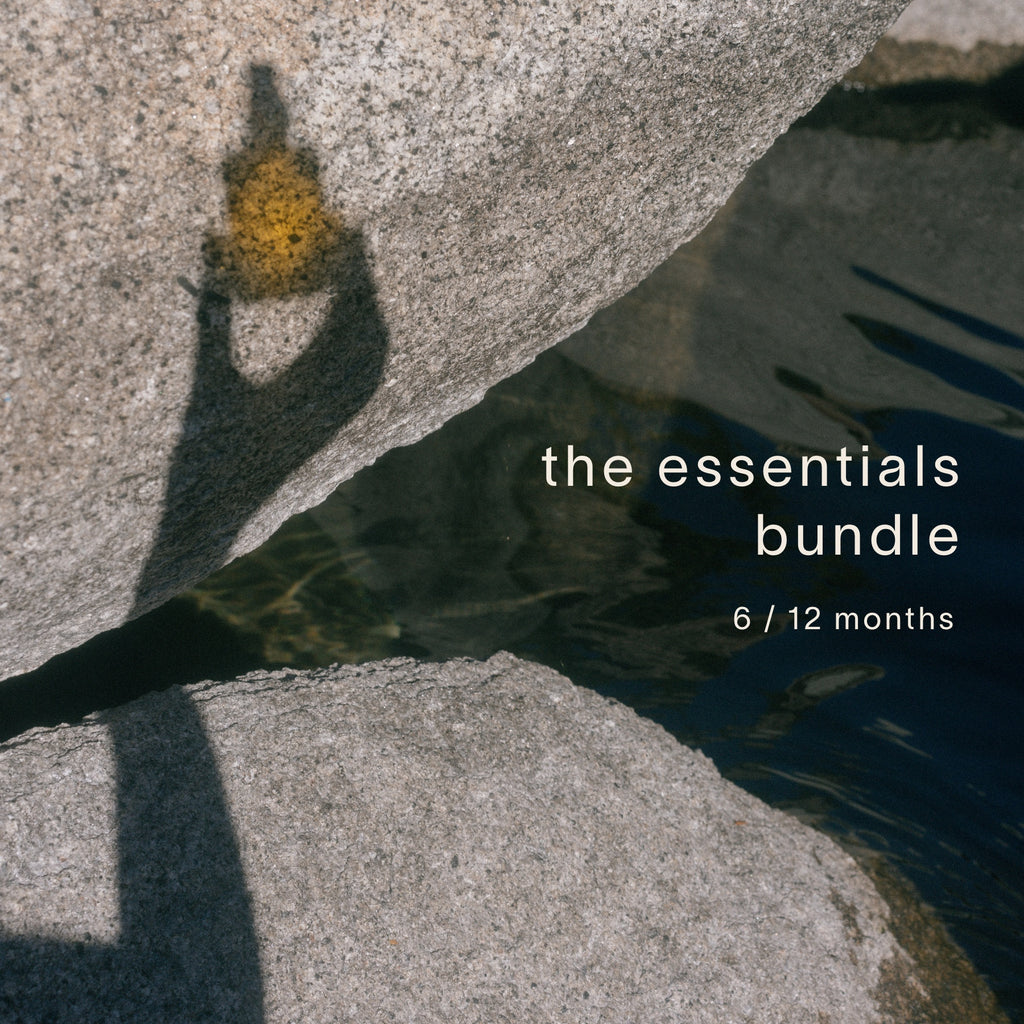 The Essentials - 6 & 12 month subscriptions