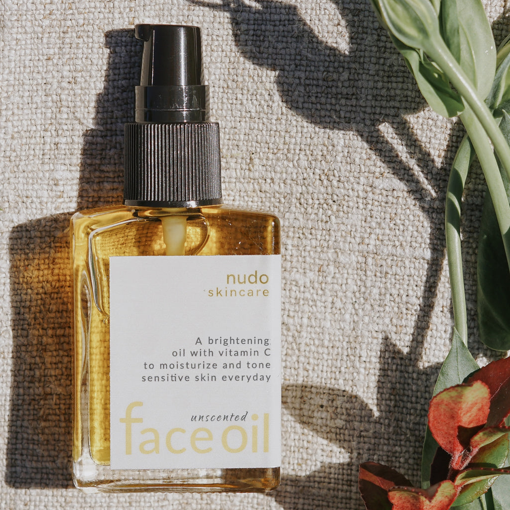 Face Oil - Unscented