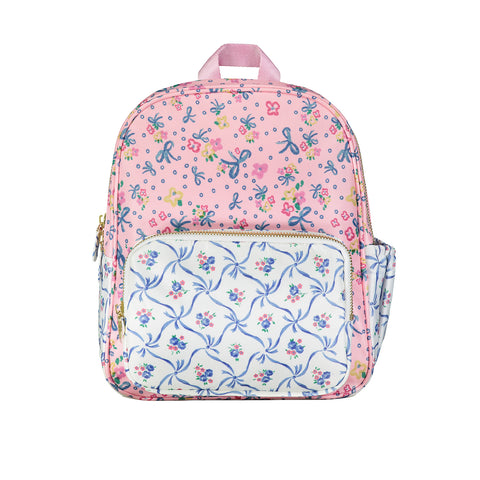 LoveShackFancy X SCL Mini Backpack