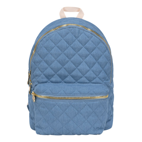 Blue Jean Backpack
