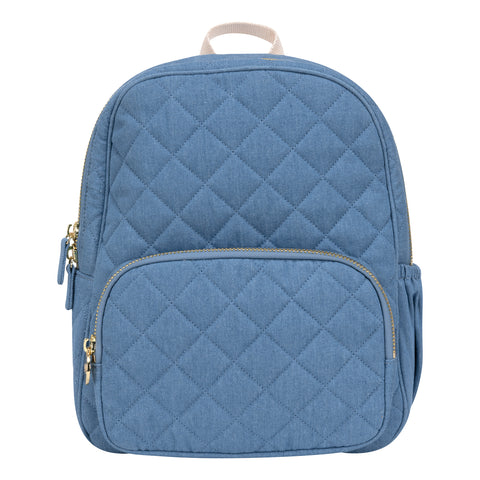 Blue Jean Mini Backpack
