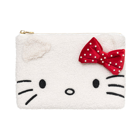 Hello Kitty Holiday Flat Pouch