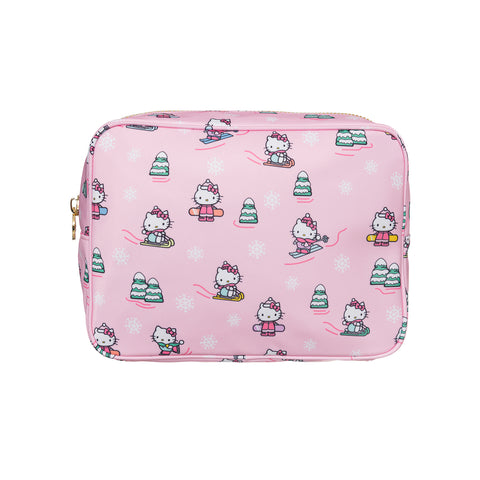 Hello Kitty Holiday Large Pouch