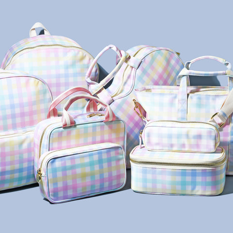Rainbow Gingham Collection