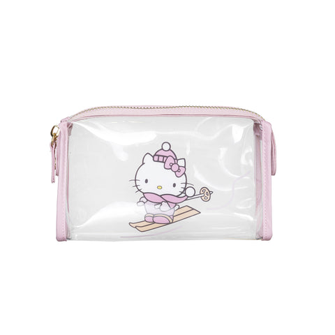 Hello Kitty Holiday Travel Pouch