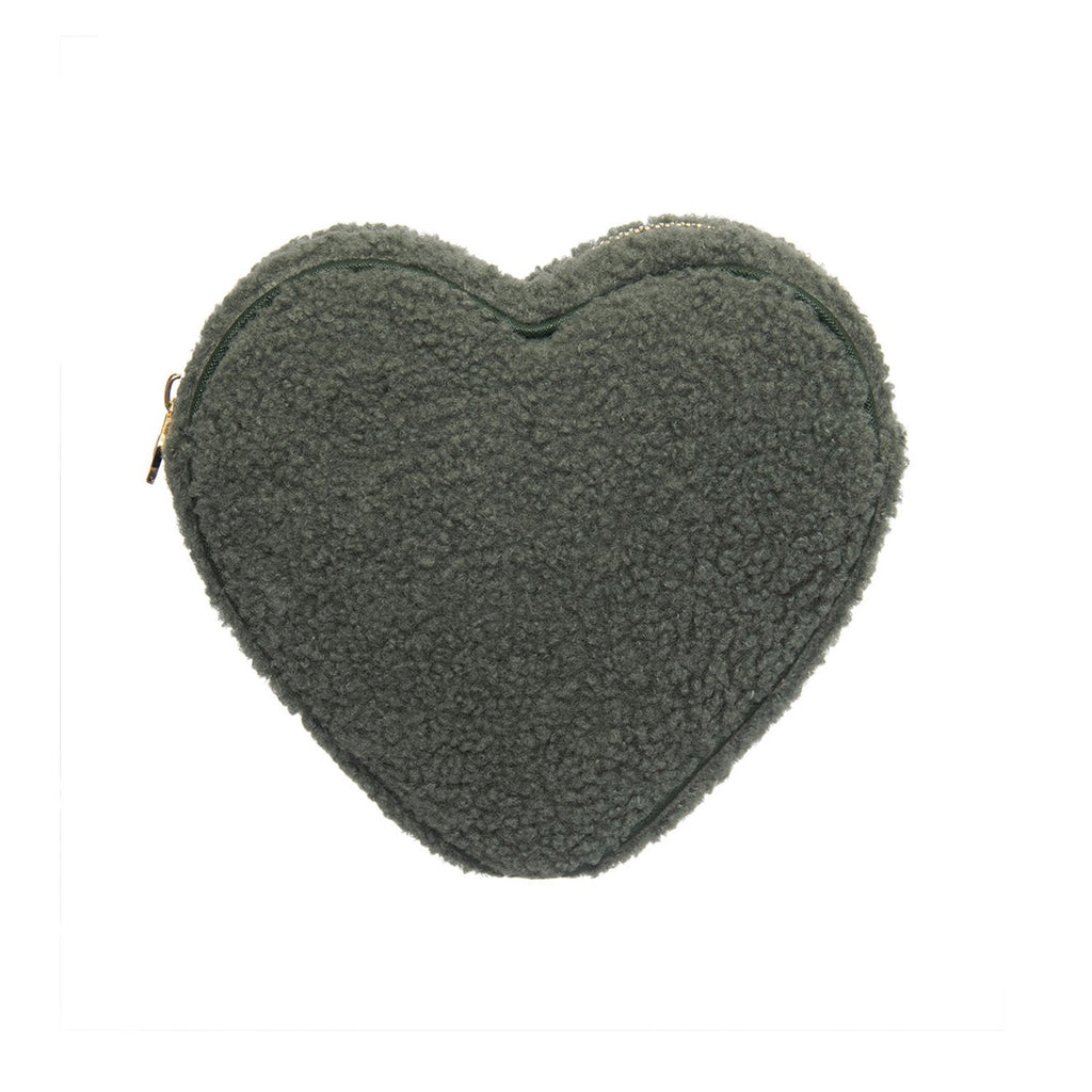 Cozy Heart Pouch