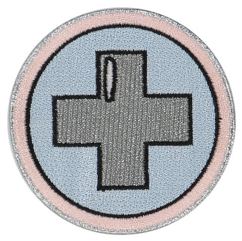 First Aid Sticker Patch