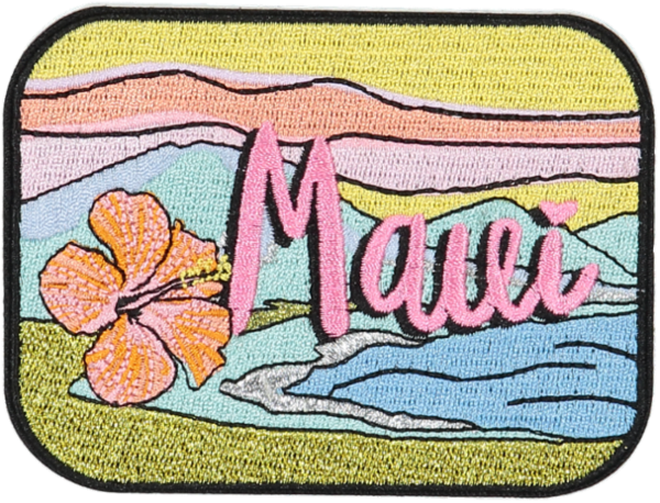 Maui Sticker Patch