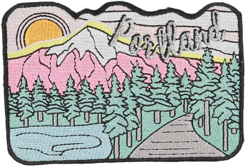 Portland Sticker Patch