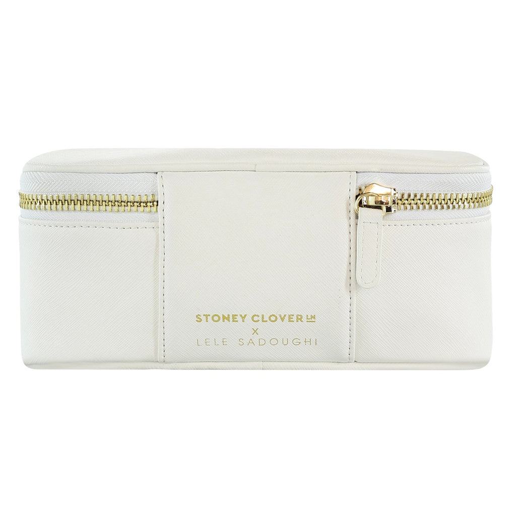 Lele Sadoughi x Stoney Clover Lane Open Top Mirror Pouch