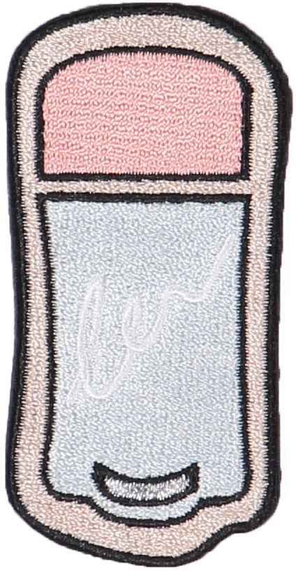 Deodorant Sticker Patch