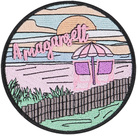 Amagansett Sticker Patch