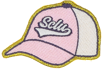 SCLU Baseball Hat Sticker Patch