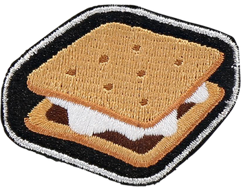 S'more Sticker Patch