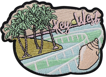 Key West Sticker Patch