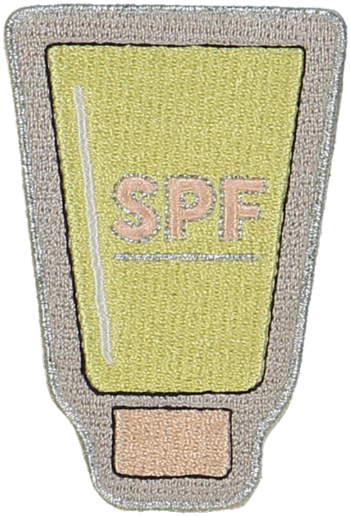 SPF Sticker Patch