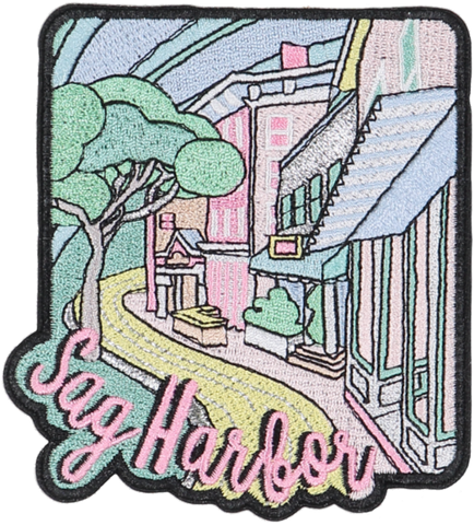 Sag Harbor Sticker Patch