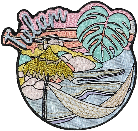 Tulum Sticker Patch