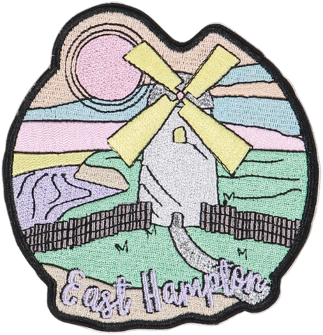 East Hampton Sticker Patch