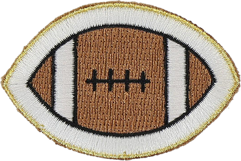 Football Sticker Patch
