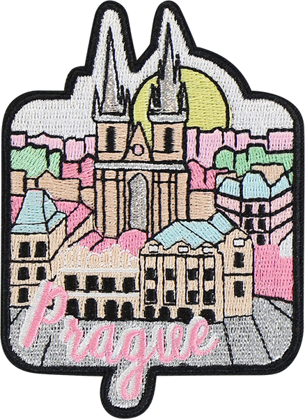 Prague Sticker Patch